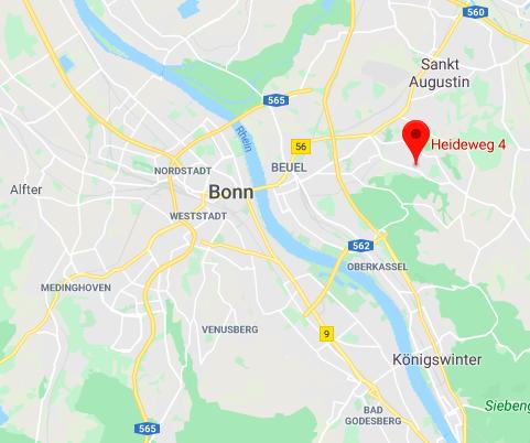 Zwangsversteigerung in Bonn