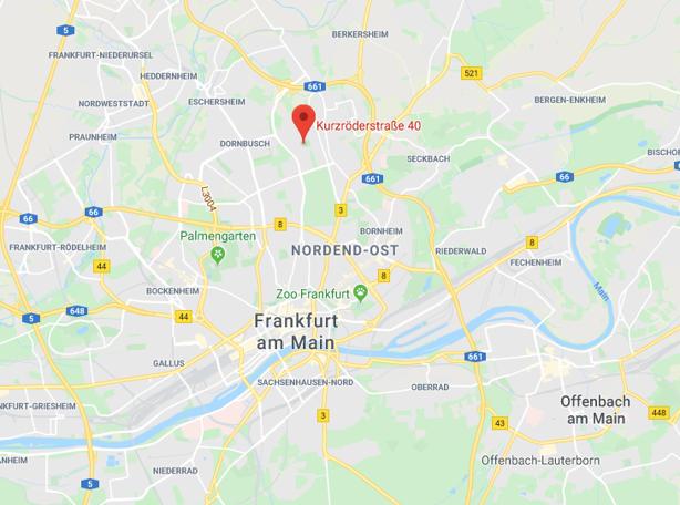 Zwangsversteigerungsobjekt Frankfurt
